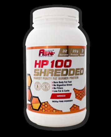 HP100 Shredded