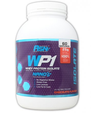 NANO WP1 100% Whey Protein Isolate